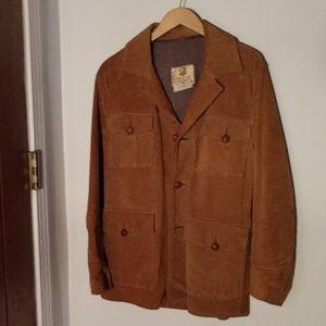 VINTAGE 1960's Rawhide Bush Jacket